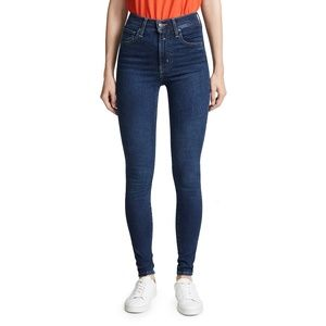 Levi's Mile High Super Skinny Jean 27